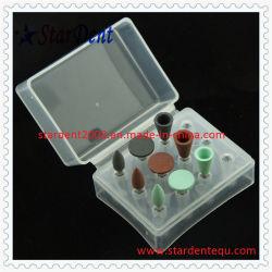 Kit de polimento de composto de borracha dentária do instrumento de equipamentos médico-hospitalares