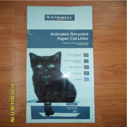 BOPP плетеных мешков для Cat продовольственной собака продовольственной