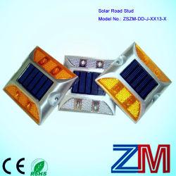 正方形の形のアルミ合金の太陽道のスタッド/マーカー/キャッツ・アイ