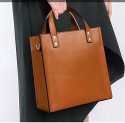 Damedesigner Leather Handbag Fashion Hobo-Arbeitsweg-Beutel