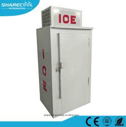 Cer genehmigter eingesackter Eis-einfrierender Voorratsbehälter