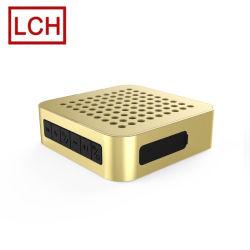 Boîtier en aluminium usiné CNC, blanchi usiné haut-parleur Bluetooth Boîte en métal, personnalisés en aluminium haut-parleur Bluetooth portable de plein air