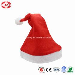 安い羊毛柔らかいXmasの子供の休日の装飾の赤の帽子