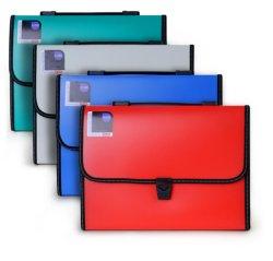 Oasi Expanding File con Cloth Edge e Handle