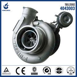 Kassettenreparaturinstallationssätze 4043003 Cummins-HX40W Turbo Turbolader 4039932