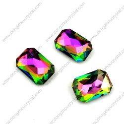 China varios colores extravagantes precio de fábrica de cristal de Piedra de Cristal de piedra de microesferas de vidrio
