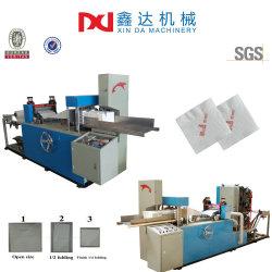 Folder Napkin Equipment에 자동적인 Embossed Printing Serviette Paper Machine