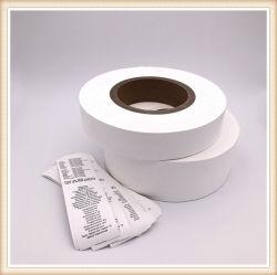 Transfert thermique taffetas de nylon ruban d'impression des étiquettes (NT2106)