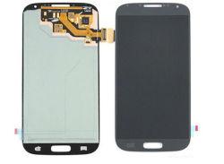 شاشة تعمل باللمس شاشة LCD لجهاز الالتقاط الرقمي لـ Samsung S4 I9500
