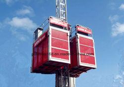 La CE aprobó la construcción de China grúa de construcción material de transporte de pasajeros y mercancías/ elevador