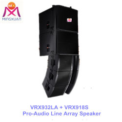 Vrx932la Professional Passive Stage Equipment Line Array Luidsprekerkast