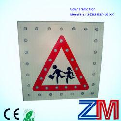 Segnale stradale infiammante solare del segnale stradale/LED per sicurezza degli scolari