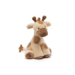 2018 новый дизайн фаршированные животных пение шикарные Жираф игрушка