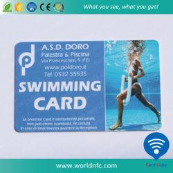 Wunderschönes Design und hochwertige bedruckte PVC-Karte Visitenkarten