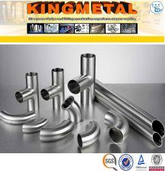 La norme ASTM A403 WP304 en acier inoxydable de prix des sanitaires de qualité alimentaire
