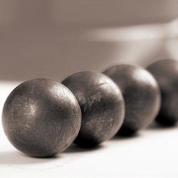 Горячая продажа кованая сталь Шлифовальные средства массовой информации мяч для мельницы шаровой опоры рычага подвески