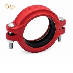 La fonte ductile tuyau cannelé accouplement flexible