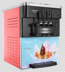 Mini creatore della macchina del gelato del piano d'appoggio con la pompa di aria