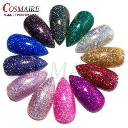 Оптовая торговля лак для ногтей Блестящие цветные лаки порошок основную часть косметический Блестящие цветные лаки для ногтей искусства