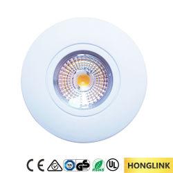 4W à montage en surface en vertu de comptoir Encastré Luminaire LED COB en vertu de la lumière du Cabinet