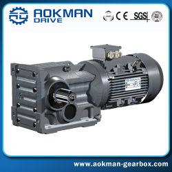 Motore smussato elicoidale dell'attrezzo della scatola ingranaggi di serie del K