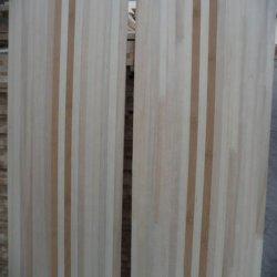 Legno del pioppo di alta qualità o impiallacciatura del pioppo per la bara