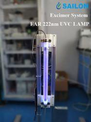 ultravioletto UV UV-C lontano della lampada di Sailon Germicdal della lampada di eccimeri 222nm per condizionamento d'aria