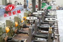 Yj-60 de roestvrije Industriële Pijp die van het Koolstofstaal de Machine Gelaste Molen van de Buis voor Dikke Pijp maken