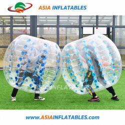 De nieuwe Bal van het Voetbal van de Bel van de Bal van Sumo van het Lichaam van de Punten van de Kleur van de Stijl met Materialen de Van uitstekende kwaliteit van pvc