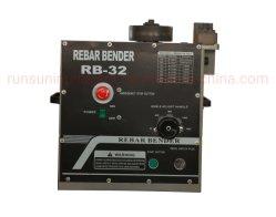Rb32 Brushless Draagbare Elektrische Hydraulische Rebar van de Motor Buigmachine