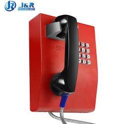 Telefono GSM Wireless Servizio pubblico Telefono Vandal Proof Telefono