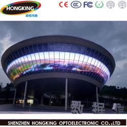 Шторка дисплей со светодиодной подсветкой экрана P12,5 Наружной Рекламы системной платы