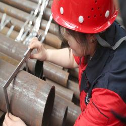 St37 горячей перекатываться/готовой углерода бесшовных стальных трубопроводов трубы для обработки