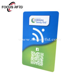 Access ControlおよびPaymentのための125kHz/13.56MHz MIFARE RFID Card ID IC Prepaid Card Hotel Card Fitness Card
