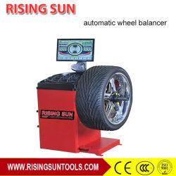 Италия для балансировки колес автомобиля станции технического обслуживания оборудования