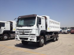 Sinotruck HOWO 6X4 25-30 ton camion à benne basculante