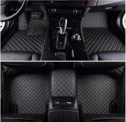 5D/3DベンツE250/E350/Gla250/S500/S500L/G63/S63/Cクラスによって残される/Right手ドライバー車のための十分に囲まれた防水XPE革車のマット