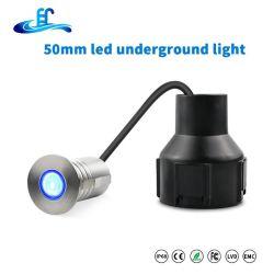1W 3W con protección IP65 paso subterráneo de la cubierta de la luz LED de exterior lámpara Edison Chip LED