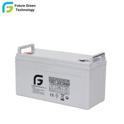 12V 120ah niedrige Selbstentladung-Solarbatterie für Kühlraum-Gebrauch