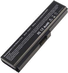 東芝衛星L645 L655 L700 L730 L750 L755 PA3817u-1brs PA3634uのためのラップトップ電池