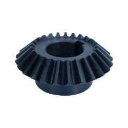 造られたギヤをひく伝達歯ギヤ車輪の拍車ギヤ