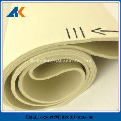 De niet-geweven Naald van de Stof Geslagen Gevoeld, Gevoelde de Naald Nomex&Polyester van 100%