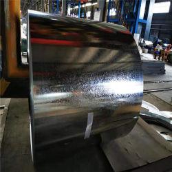Z100 28 jauge bobine en acier galvanisé recouvert de zinc pour une haute qualité