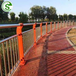 Ponte utilizzato SS 304 Railing Styles Railing Wholesale per il divertimento Parcheggio