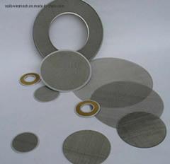 Maglia ricca del filtro dall'acciaio inossidabile di esperienza/maglia dello schermo (XS-105)