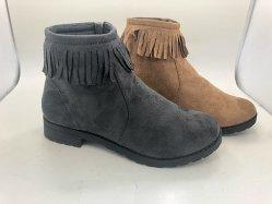 ブート、女性のブート、冬の靴、女性の靴、女性の靴、注入の靴、流行のブート、流行の靴