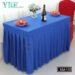 Bruiloft Yarn Dyed Table Rok