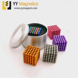 3mm/5mm/10mm de NdFeB Neo Imán Forma bolas bolitas magnéticas