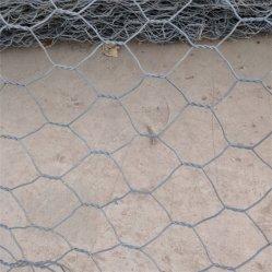 Compartimento da Pedra da parede de retenção Cage Anti Corrossion com 270g de zinco Anping Factory