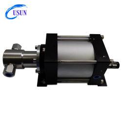 Usun 모형: Xh 60-1000 바 고압 공기 시험대를 위한 압축 공기를 넣은 수력 전기 시험 펌프